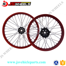 Powersport Parts JS Racing Wheels CRF 450 250 Motocross Parts