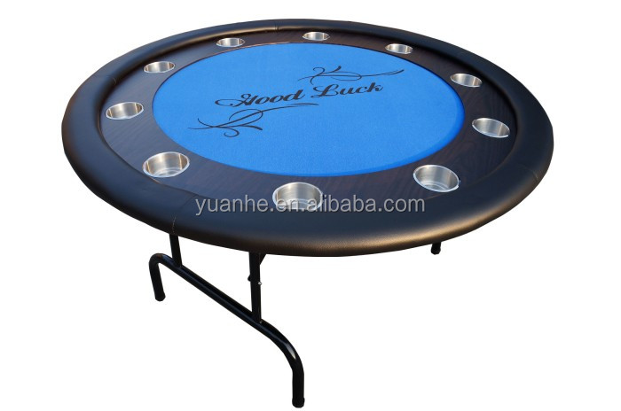 55 round 10 person poker folding tables on sale buy 10 for 10 person poker table