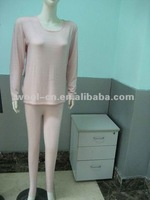ladies thermal underwear long johns suit