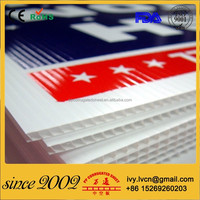 PP Hollow Sheet For Advertising Printing