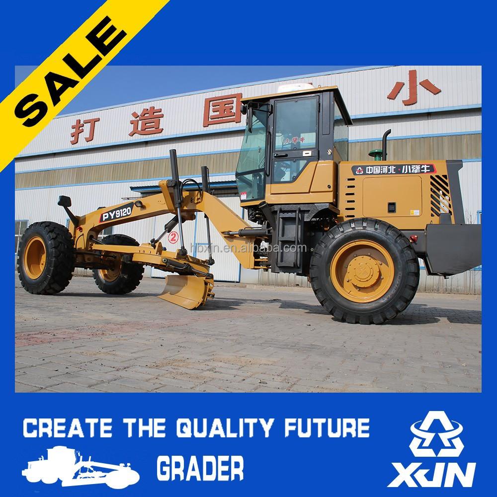 Farm Machinery Small Motor Grader Xjn Py9120 For Sale