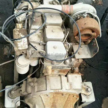 Used first resource and reasonable price generator cummin engine 4BT