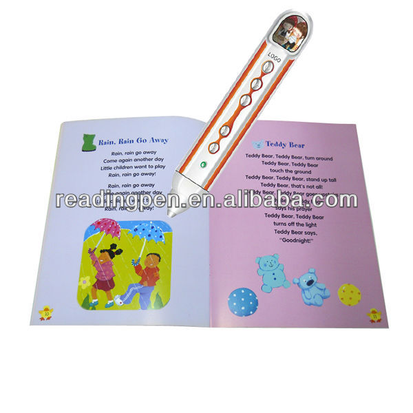 Preschool educational recording toy, Babies studying machine