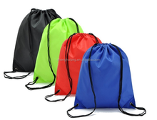 China factory supply sport sling Gym sack,shoes bag,sports bag.