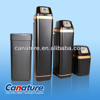 Canature CS9H Cabinet Softener for water treatment[Classical Golden&Black]