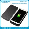 America Fashion electronic slim portable power case for Samsung Note 3 galaxy s3 extended battery case