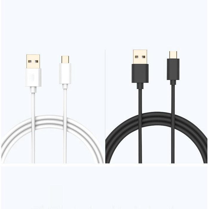 2017 New Arrival TPE Zinc Alloy Triangle USB2.0 to Type-C Cable