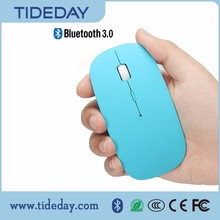 Wholesale cheap 2.4Ghz Wireless bluetooth mouse, rechargeable wireless mouse