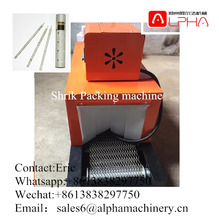 Cheap price waste newspaper pencil making machine/pencil making machine production line/paper pencil rolling machine