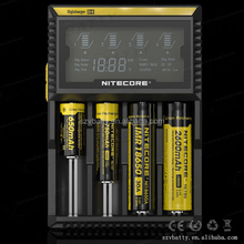 Intelligent Digicharger D4 Balance Lipo Battery Nitecore Charger AA AAA battery charger