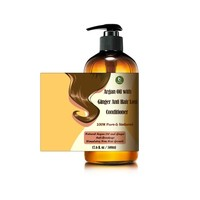 Best selling salon & family using hair products Ginger hair shampoo anti hair lost factory supply
