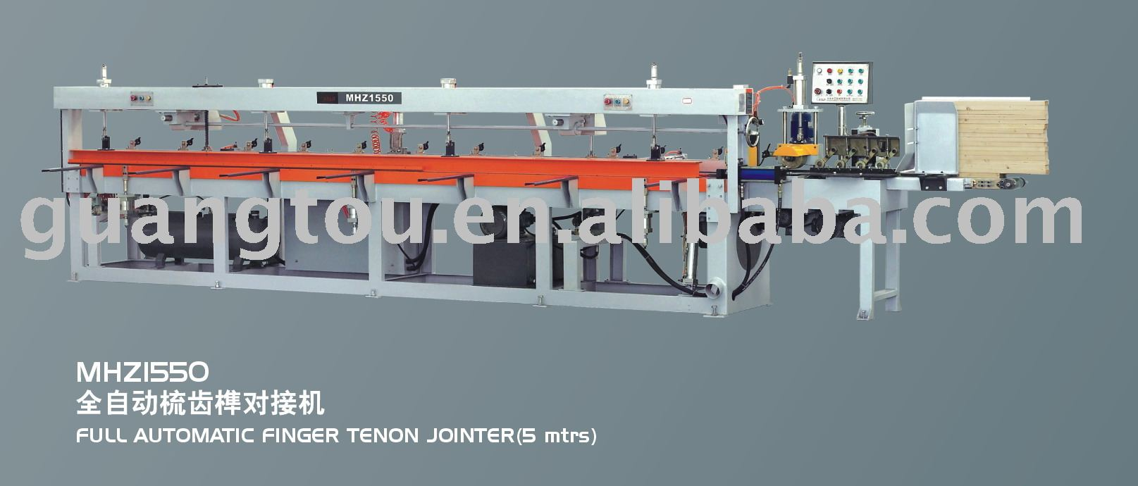 Full Automatic Finger Tenon Jointer (5 mtrs)