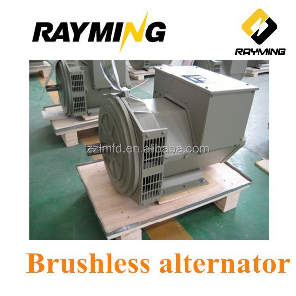 50kw generator head brushless