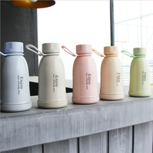 UCHOME 2018 New Products Creative Portable Unique Wheat Straw Plastic Cup Water Bottle