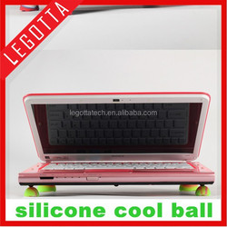 2016 high quality best price colorful fashion laptop cooling pad