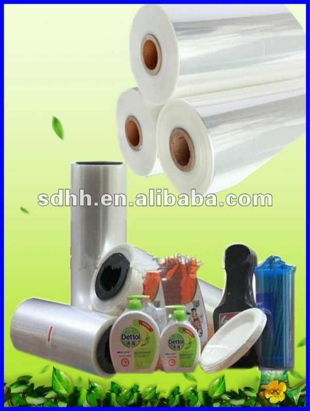 Clear POF Packaging Heat Shrink Film