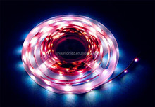 Kingunion Colourful Phosphor Waterproof IP65 SMD5050/3528 rainbow led strip