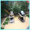 Mutrade 2 stacker car lifting machine