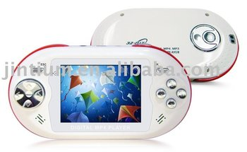 "2.4"" TFT MP4 Player with Camera (GY-PSP258)"