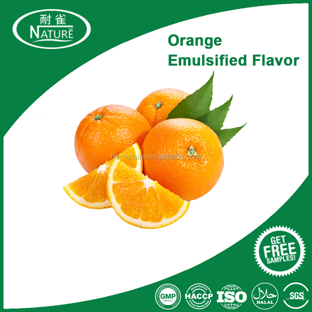 Mandarin flavor for carbonated water, essence flavour for drinking