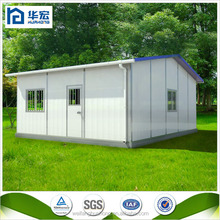 Customized well design long lifespan cheap prefab house in Kenya market easy building prefabricated house