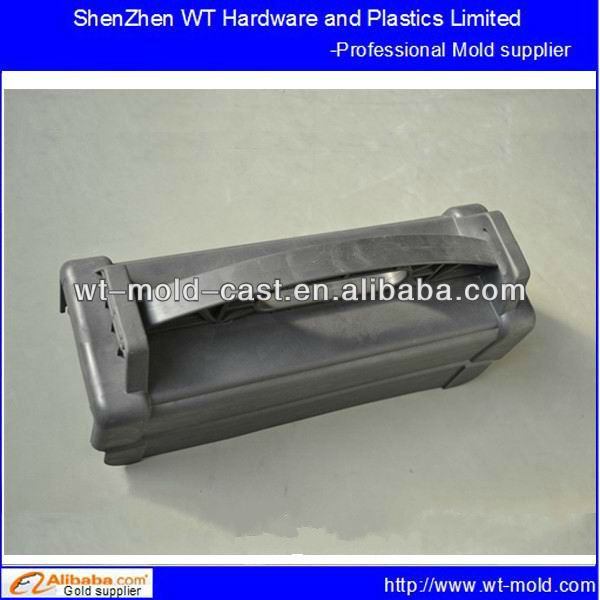 TPU power tools plastic handle injection mold
