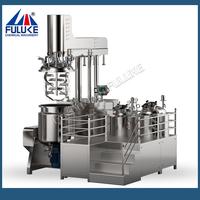 FULUKE high speed homogenizer,liquid soap mixing machine, emulsifying machine