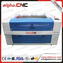 Alpha 1390 shoes making cutting machine for shoes industry Alpha-9060 photo picture frame laser cutting machine