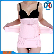Elastic post partum support pregnancy maternity trimmer belly belt for waist tummy pelvis