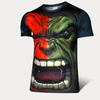 Super Hero Compression Short dry fit t shirt