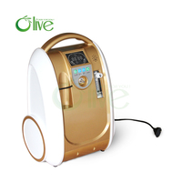 OLV-B1 low price portable breathing apparatus oxygen concentrator