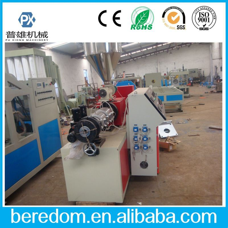 20% Price Cut Off!! Pp Pp Hdpe Ldpe Plastic Extrusion Extruder Machine