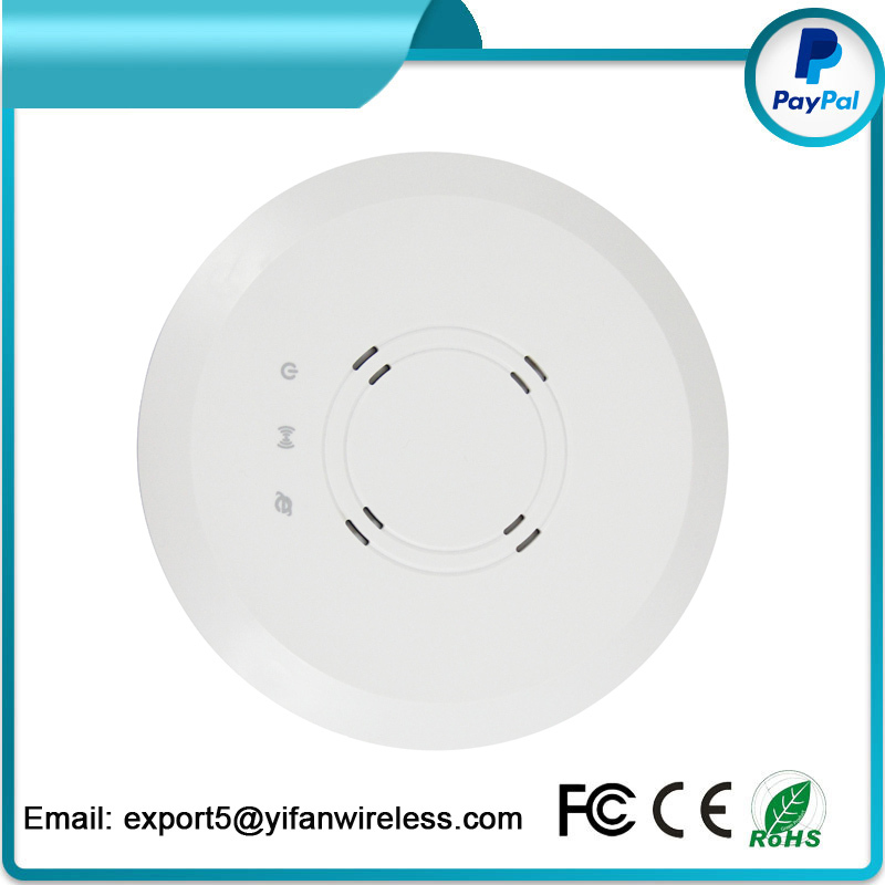 YF9600S Direct factory 300Mbps high power poe ceiling ap wall mounted ceiling ap for hotel enterprise