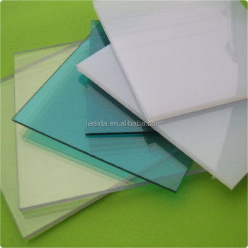 1.0 -15mm thickness colored Polycarbonate solid sheet