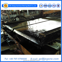 High Recovery Rate Lead&Zinc Shaking Table from Jiangxi Gaoxuan company