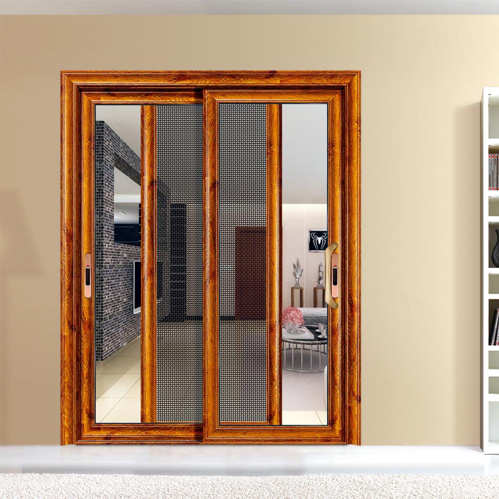Hs Jy8082 Modern Designs Main Door Grill With Wire Mesh Buy Door