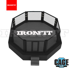 China Customized Steel Boxing Ring MMA Octagon Cage For Sale
