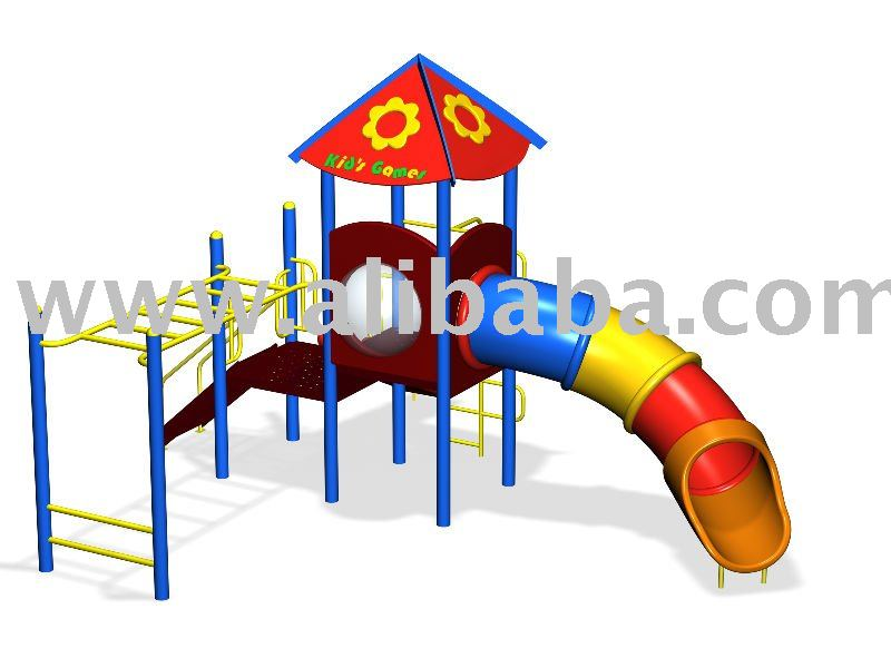 Children Playground Equipment Kidz Zone