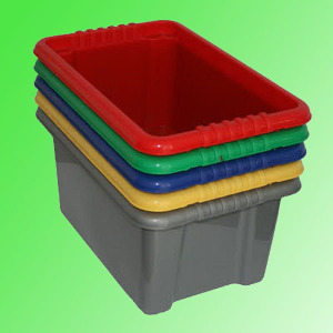 china shenzhen factory household plastic molding for flower pot custom plastic box