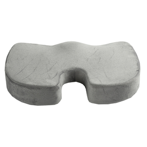 Coccyx Hip Pressure Relief Cushion Pads Adult Car Seat Coccyx Cushion Orthopedic Memory Foam Cushion