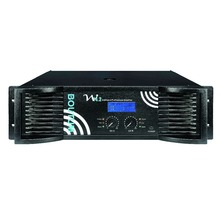 W14.2 professional audio dj equipment power amplifier class h 3U 2 channel power amp