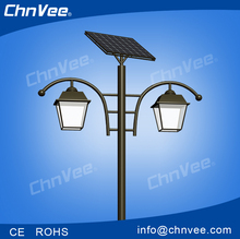 2 3 4 5M high solar led garden light Pole/ Excellent outdoor light for garden/ high lumen solar lamp