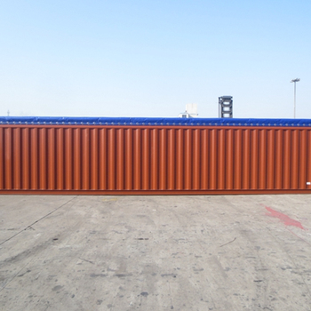 ISO9001 certified 40ft open side container