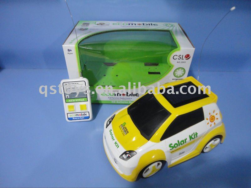 Remote Sola Car Toy RC Solar Car QS110190264