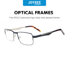 2016 New arrive stainless steel optical frame spectacle frames china online eyeglasses