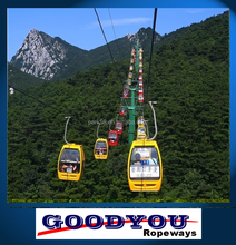 Cableways aerial tramway Cable cars aerial car Ropeways