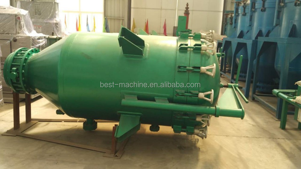 factory price 1-5TPD decolouring and deodorization groundnut crude oil refinery machine