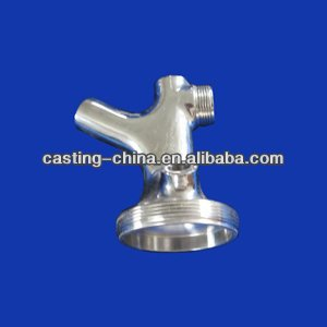 Professional high quality investment casting kitchen faucet