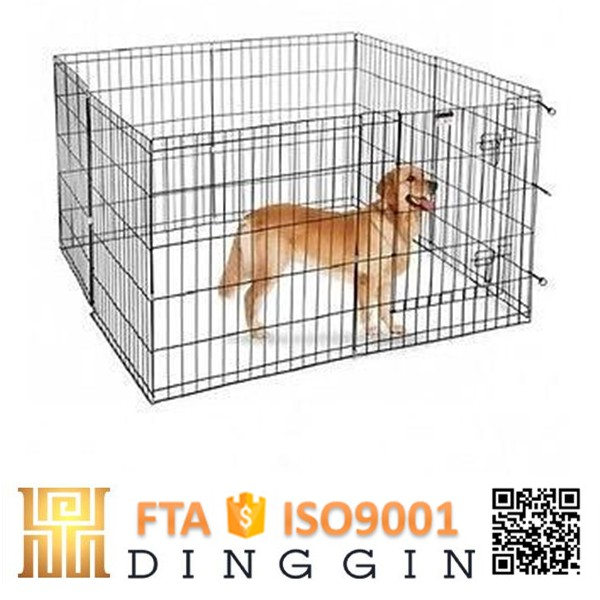 Animals live dog fence cage