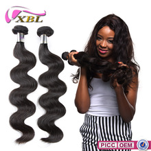Long Lasting 8A Chemical Free cheap brazilian remy body wave weave